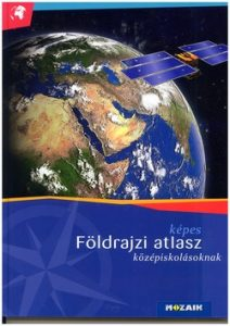 Földrajzi atlasz középiskolásoknak