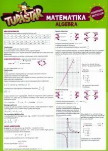 Tudástár - Algebra - Általános iskola