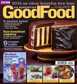 BBC Good Food III. évf. 1. szám 2014. január