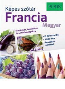PONS - Francia-Magyar képes szótár