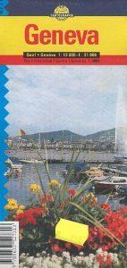Geneva (Genf) 1:13000-1:21000