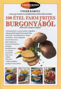 100 étel farm frites burgonyából
