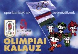 Olimpiai kalauz 2008 Peking