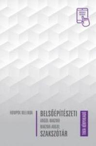 Belsőépítészeti angol-magyar, magyar-angol szakszótár