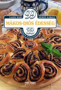 99 mákos-diós édesség