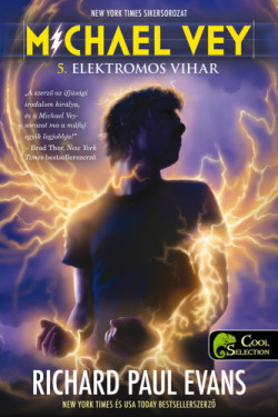 Michael Vey 5. Elektromos vihar