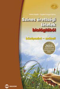 Színes érettségi tételek biológiából középszint - szóbeli