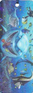 3D Könyvjelző - Nemo