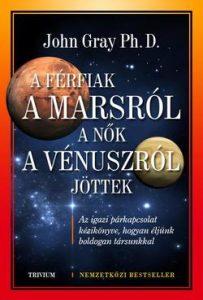 A férfiak a Marsról, a nők a Vénuszról jöttek