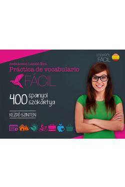 400 spanyol szókártya - Kezdő szinten