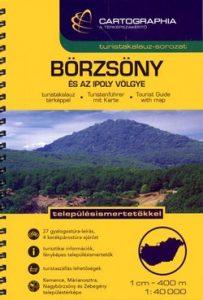 Börzsöny és az Ipoly völgye turistakaluz SC 1:40 000