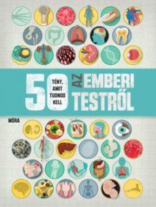 50 tény az emberi testről