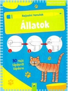 Rajzolni tanulok - Állatok