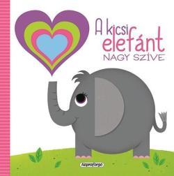 A kicsi elefánt nagy szíve - Szivárványos lapozó