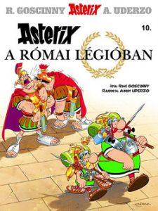 Asterix 10. - A római légióban