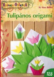 Tulipános origami