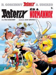 Asterix 9. - Asterix és a Normannok