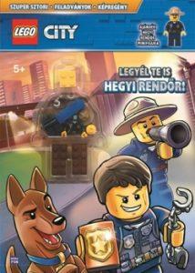 Lego City - Legyél te is hegyi rendőr!