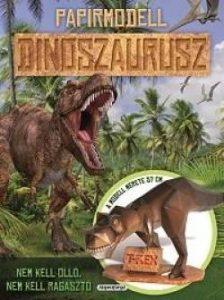 Dinoszaurusz - Papírmodell