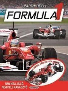 Formula1 - Papírmodell