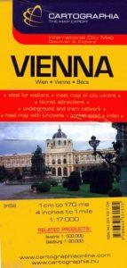 Bécs térkép 1:17 0000 SC