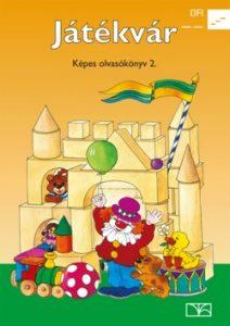 Játékvár - Képes olvasókönyv 2.