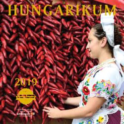 Hungarikum 2019 naptár