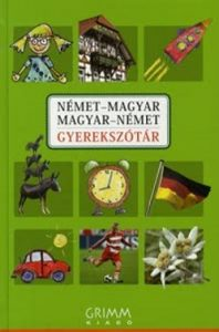 Német-magyar-magyar-német gyerekszótár