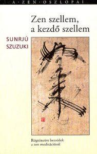 Zen szellem, a kezdő szellem