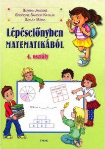 Lépéselőnyben matematikából 4. osztály