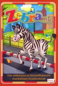 Zebracsík