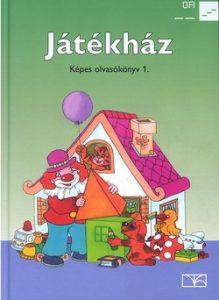 Játékház - Képes olvasókönyv 1.