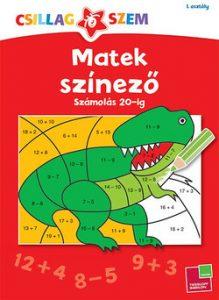 Matek színező - Számolás 20-ig
