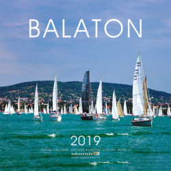Balaton 2019 naptár