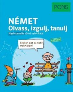 PONS - Német - Olvass, izgulj, tanulj
