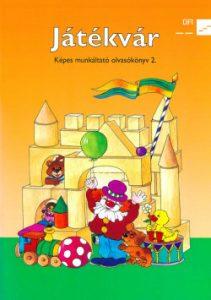 Játékvár - Képes munkáltató olvasókönyv 2.