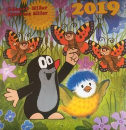 Falinaptár (lemez) - The Liile Mole 2019