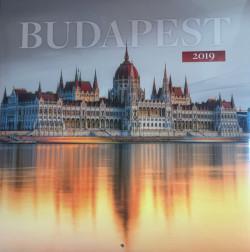 Falinaptár (lemez) - Budapest 2019