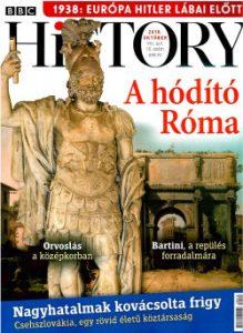 BBC History 2018. 10. október