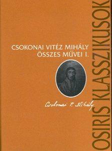 Csokonai Vitéz Mihály összes művei I-II.