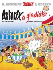 Asterix 4 - A gladiátor