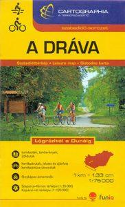 Dráva szabadidőtérkép 1:75000 SC