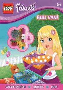 LEGO Friends - Buli van!