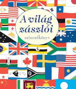 A világ zászlói - Színezőkönyv