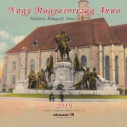 Nagy Magyarország Anno 2019 naptár