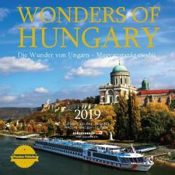 Wonders of Hungary 2019 naptár