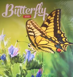 Butterfly lemeznaptár 2019