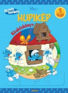 Hupikép - Kirakóskönyv