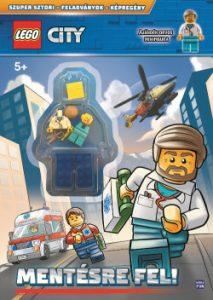 Lego City - Mentésre fel!