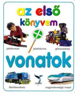 Vonatok - Az első könyvem